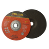 "7In Diameter 1/8In Thickness, Cutting and Grinding Wheel 7/8"" Arbor Hole, Type 42 Angle Grinder"
