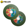 "POLLEN Type 1 Premium Performance Abrasive Cutting Disc 4""x1/25""x5/8"",Colorful Options"