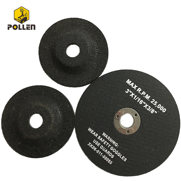 "Buffing Wheel 3In Dia. 3/8"" Arbor Size"