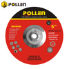 "Type27 4-1/2""Inch x 1/4Inch x7/8Inch Grade A24 Long Life Depressed Center Grinding Wheel, 25Pack"